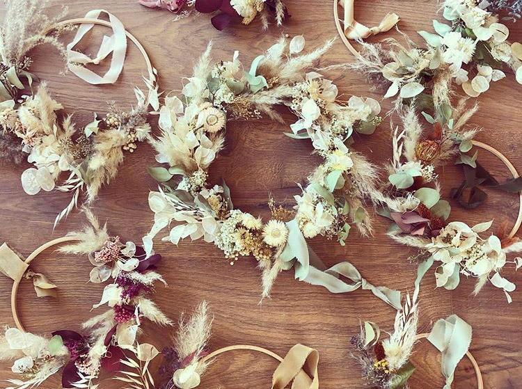 Atelier Graine de Prairie - Ateliers floraux